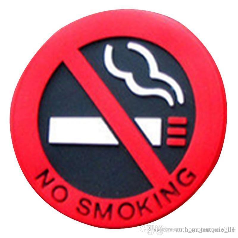Vinyl Sticker Waterproof Decal GT Graphics Smoking Area Smoking Allowed