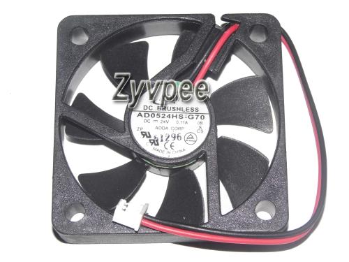ADDA 5015 AD5012UB-D76 12V 0.2A DC Brushless Fan,Cooling Fan
