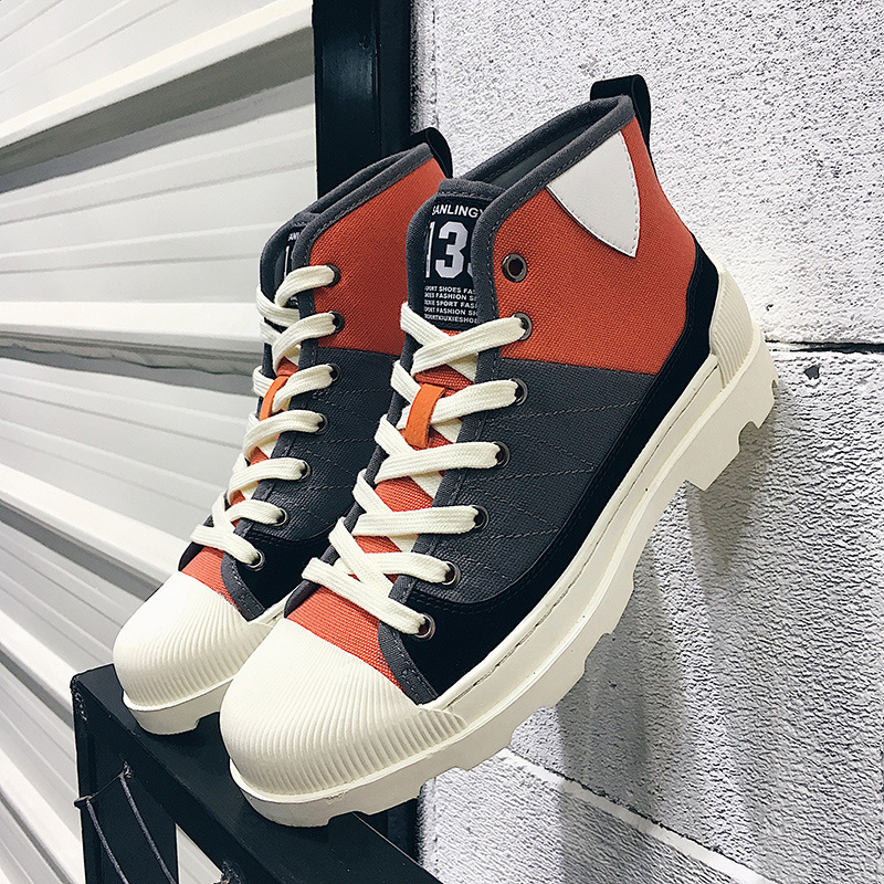 Martin Stiefel Männliche Britische Mode Für Männer Schuhe Sommer Atmungsaktive Männer Desert Boots Top Qualität Leinwand Stiefel Männer Casual Turnschuhe