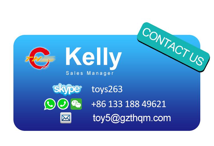 Kelly name card