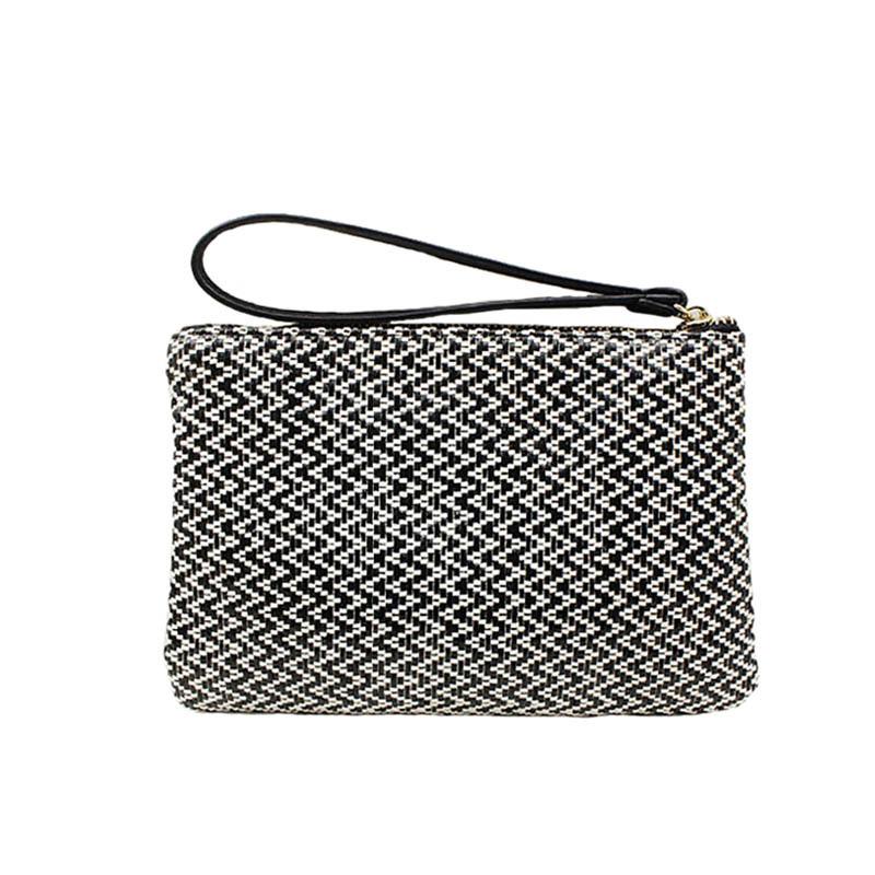 Women Clutch Bags Female INS Popular Summer Beach Straw Bag Lady Travel Mini Messenger Bags Casual Knitted Bolsa Tote SS3133 (6)