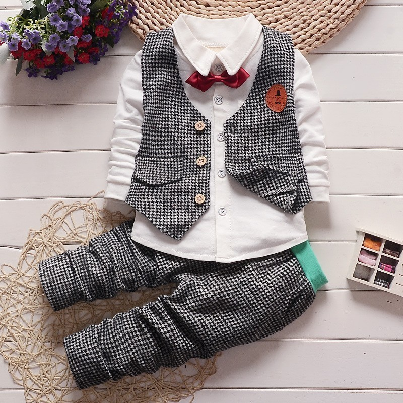 Spring-autumn-summer-Children-baby-boys-girls-family-Clothing-Set-tracksuit-3-piece-suit-sets-baby (2)