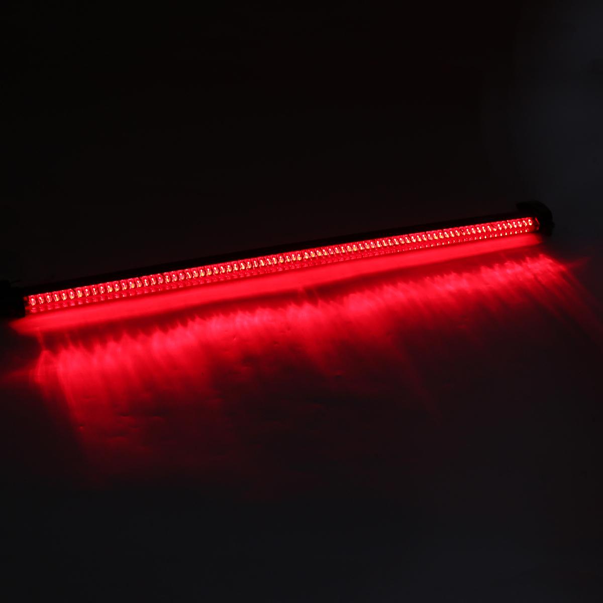 New Arrical 1pc 12V Red 80LED Car Third Brake Light Rear Tail Light High Mount Stop Lamp for Cars SUVs Trucks