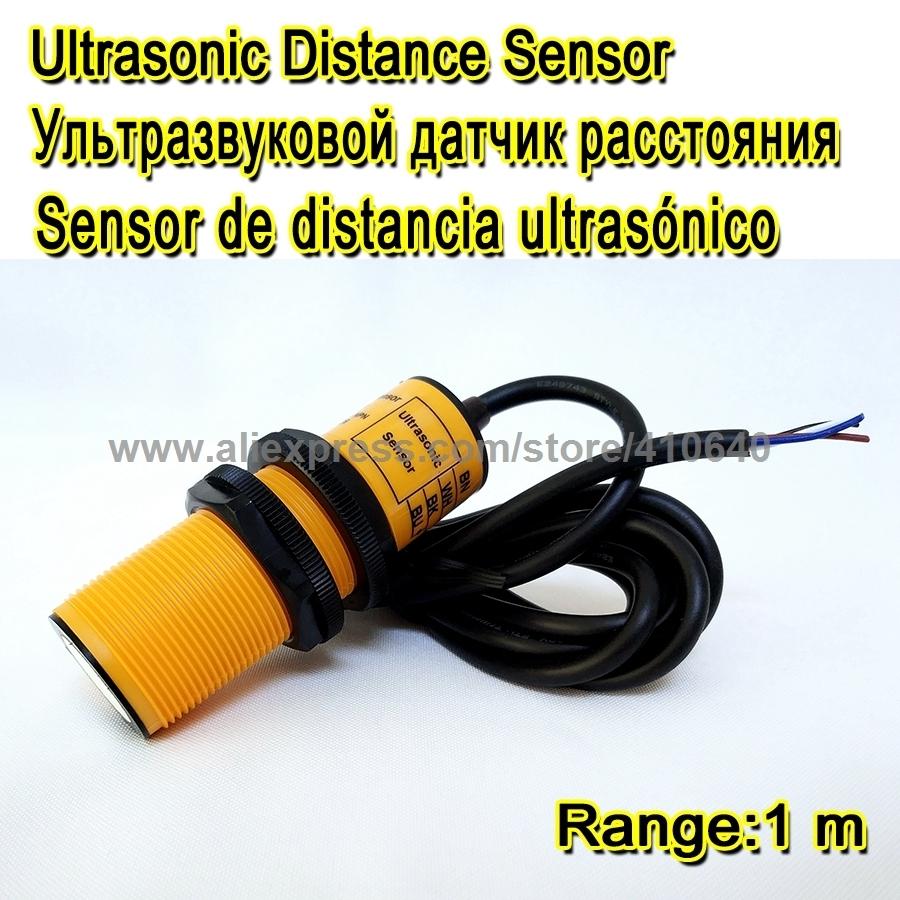 Ultrasonic Sensor CSS-112F 002