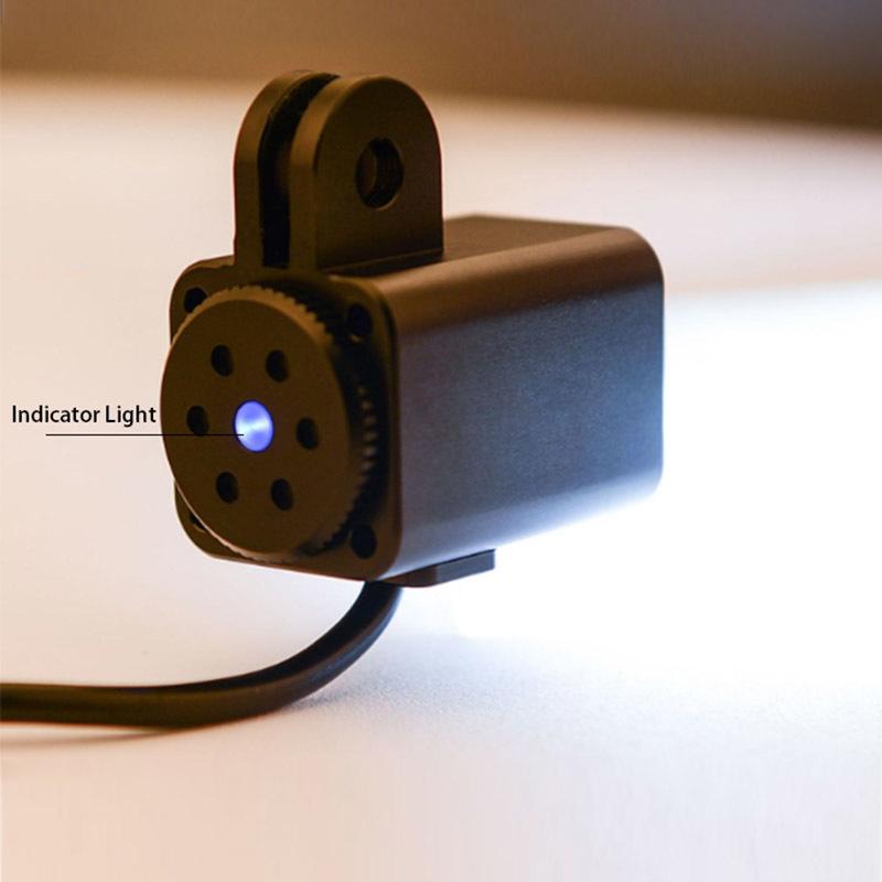 Usb Bicycle Light * L2 Led Trustfire D20 Ciclismo Supporto Staffa Estendere Supporto Garmin Bryton Bike Computer Gopro Camera