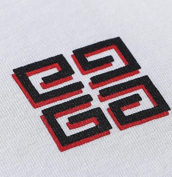 DGDG 19 Paris Marke T-shirt Mode Flut T-shirt für Männer Shirts Brief Drucken Casual Männer Frauen Mit Rundhalsausschnitt t
