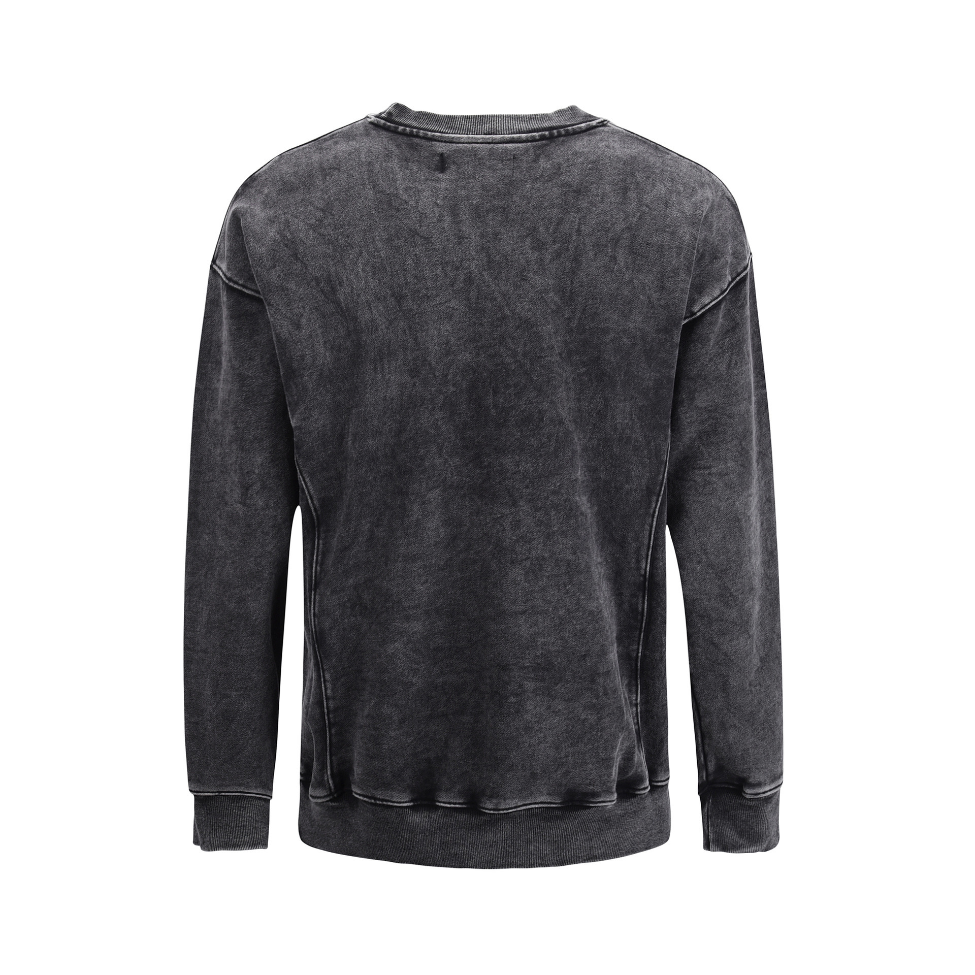 Cool2019 Street High Wash Do Used Batik Technology High Can Serious Pure Plumule Circle Material Easy Round Neck Pullover Sweater