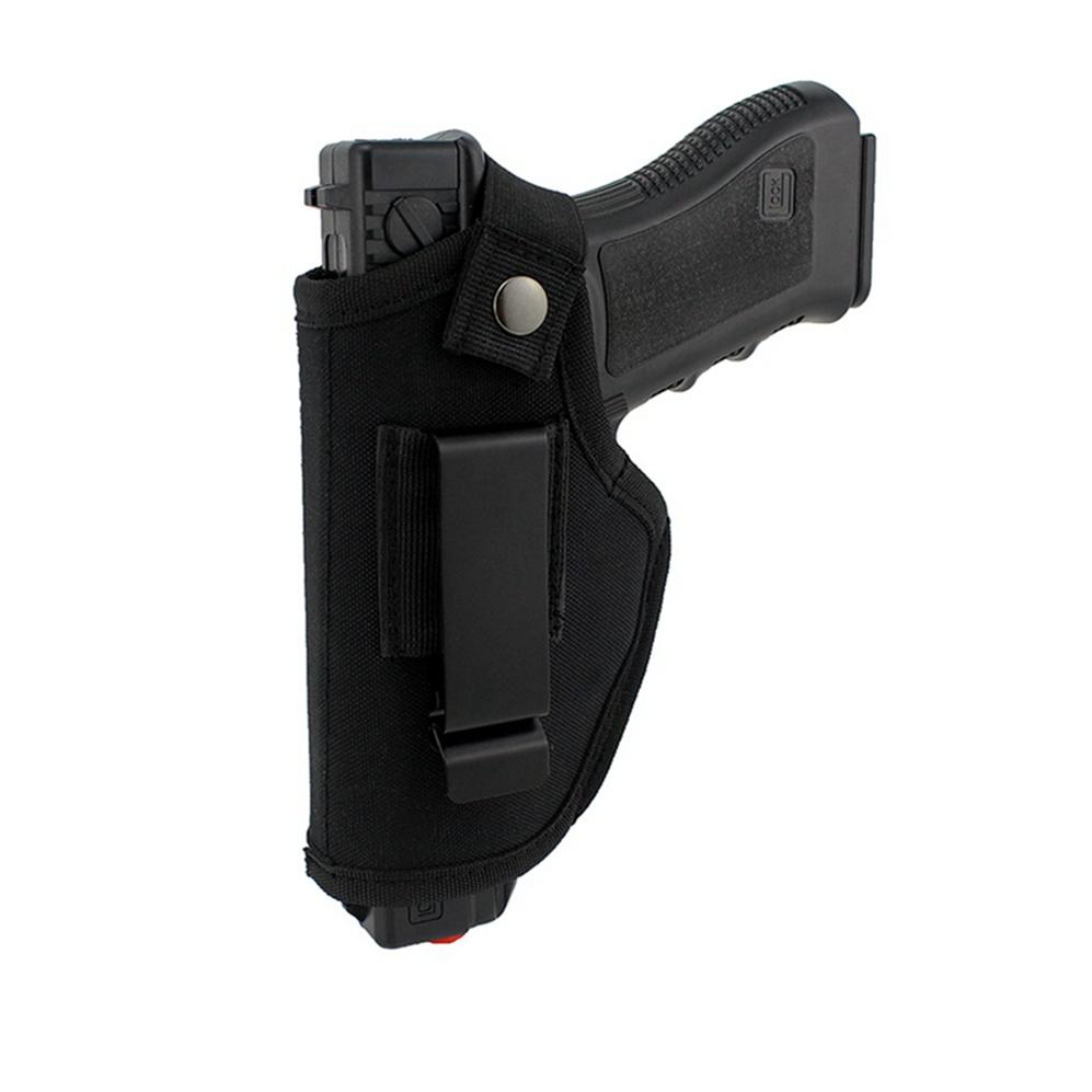 Concealed Tactical Gun Holster Stealth Elastic Wrap Carry Pistol Leg Holster