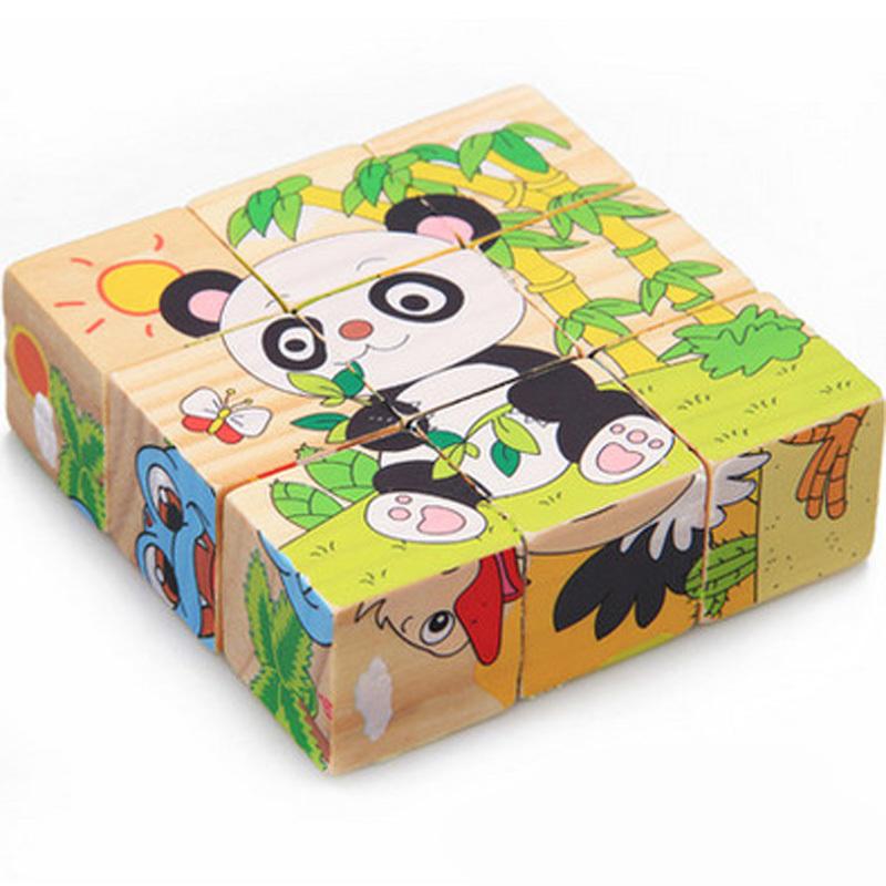 Forest Animals Panda