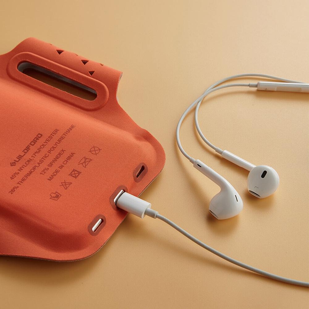 Xiaomi Guildford Moda Deporte Banda del Brazo Cubierta Correr banda del brazo Gimnasio Brazo Titular Funda de teléfono para el iphone 6 7 X 4.7 / 5.5 / 6.0 pulgadas