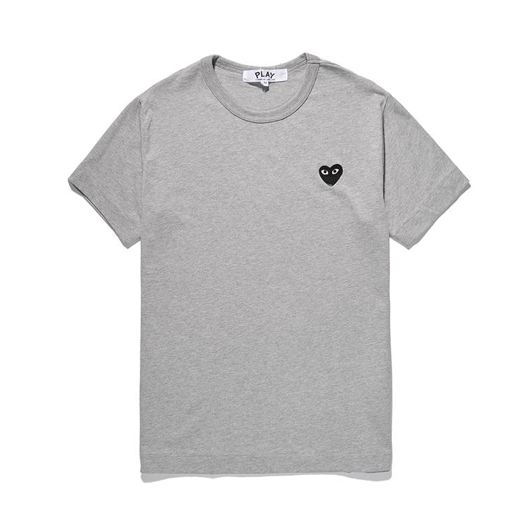 Play Comme Des Garcons Japanese Fashion TShirt Cotton Men S-6XL US Supplier