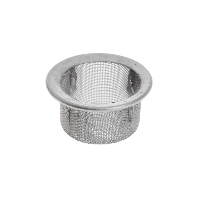 Stainless Steel Screens Tobacco Pipe For Crystal Smoking Pipes Use 12±0.6 MM Screen Filters Metal Ball Promotion Combustion