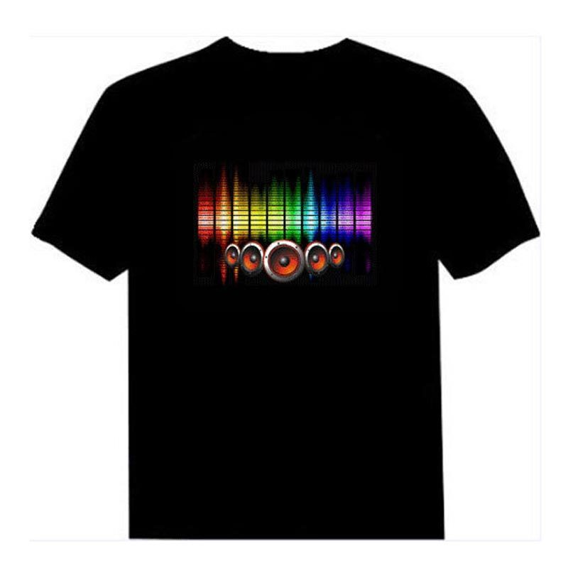 Music Activated Tshirt (1)