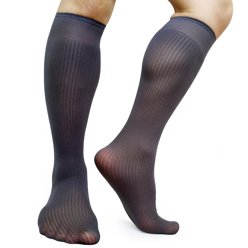 Women Crew Socks Thigh High Knee Prismatic Circles Pattern Long Tube Dress Legging Soccer Compression Stocking