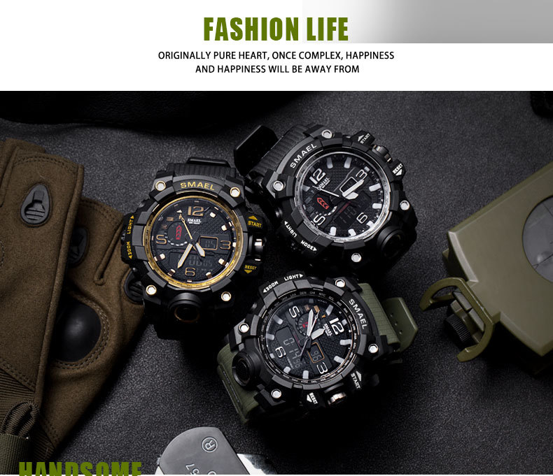 8 mens watches military army