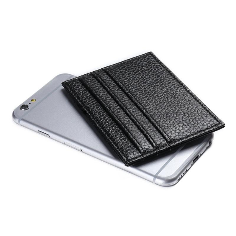 8c0ddcdc761a Designer Card Holder Men'S Business Pocket Slim Thin Id Credit Card Money  Holder Wallet Drop Shipping Good Quality Womens Credit Card Holder Wallet  ...