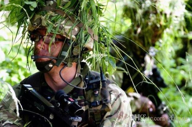 Homens Verão Militar Tático Camiseta Emerson Pele Apertado Camada de Base Camo Camisas Running Quick Dry Poliéster Shortsleeve Mandrake Kryptek