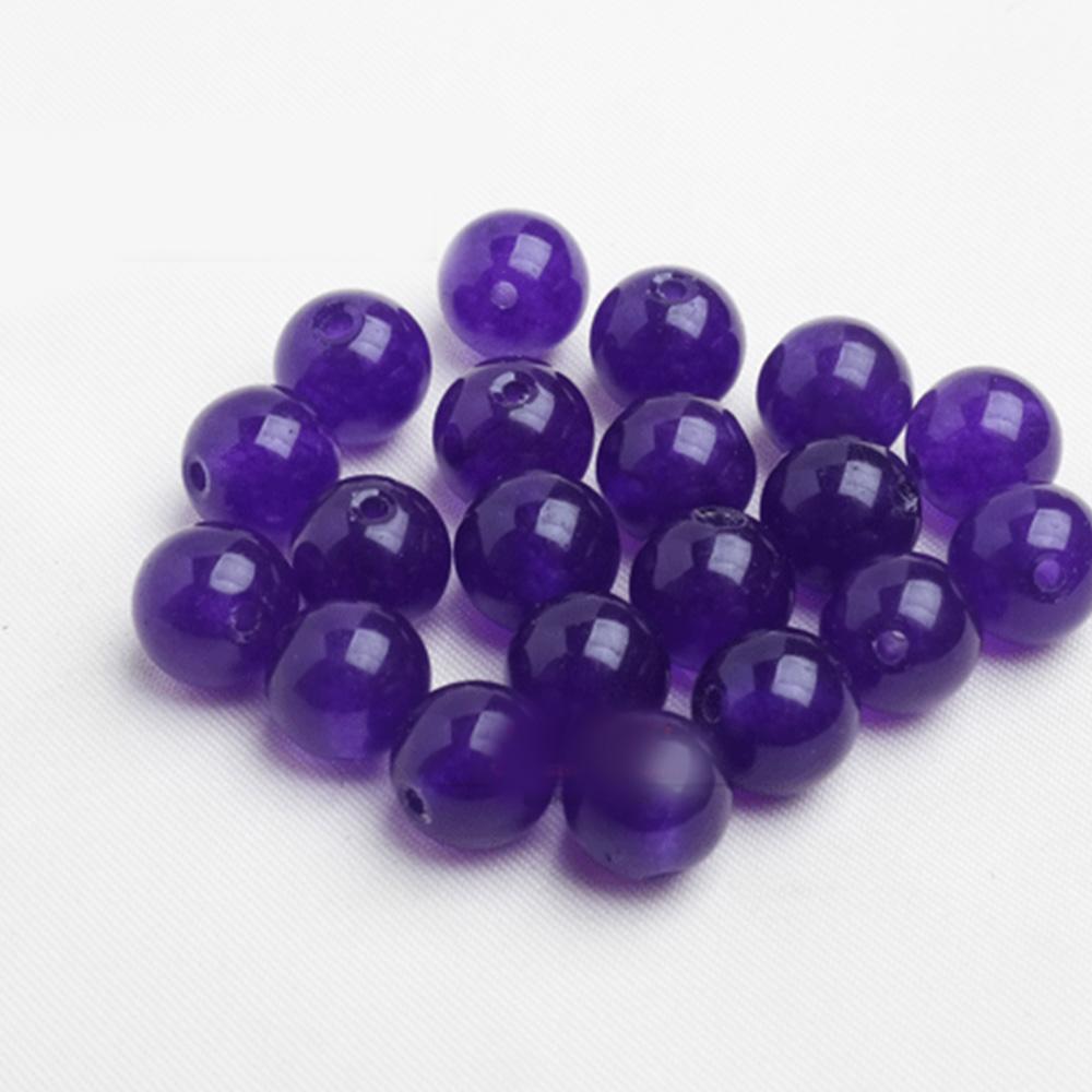 Perles en pierre naturelle pour les bijoux Bracelets Colliers Accessoires Fabrication d'accessoires pour bijoux Accessoires d'artisanat