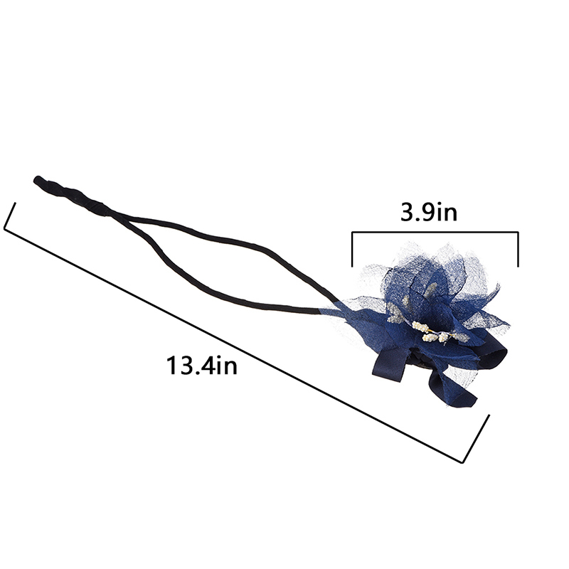 2019 French Diy Hairstyle Bun Maker Tools For Girls Donuts Women Floral Twist Headband Hair Accessories