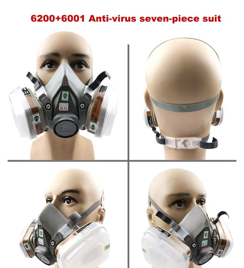 3m maske chemie