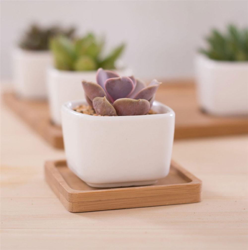 Pot Plante En Bois vente en gros pots en bois 2020 en vrac à partir de meilleur