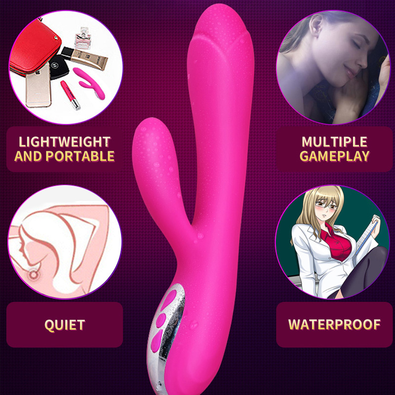 5-G-Spot-Rabbit-Vibrator-Adult-Sex-Toys-for-Women-USB-Charge-Powerful-Dildo-Vibrators-10-Speed