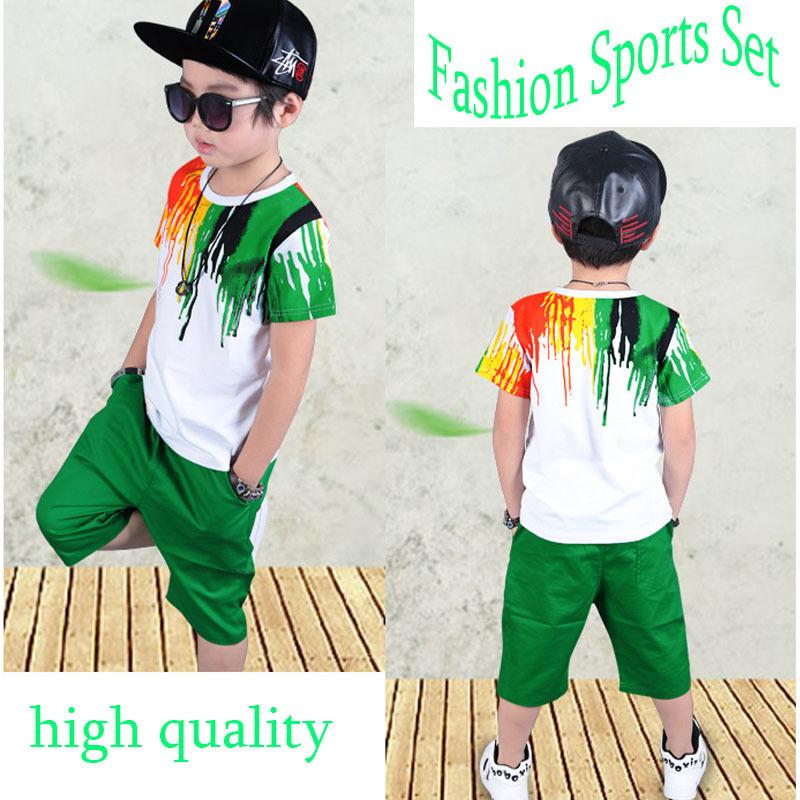Boy sports suit (4)