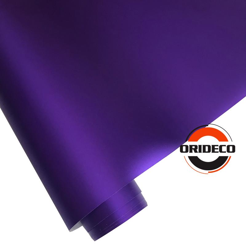 Purple matte metallic satin purple vinyl wraps 7