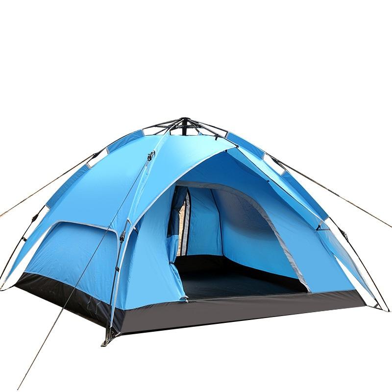 DWT camping carpa flexi rojo kuppelzelt outdoor niños carpa tienda instantánea touringzelt