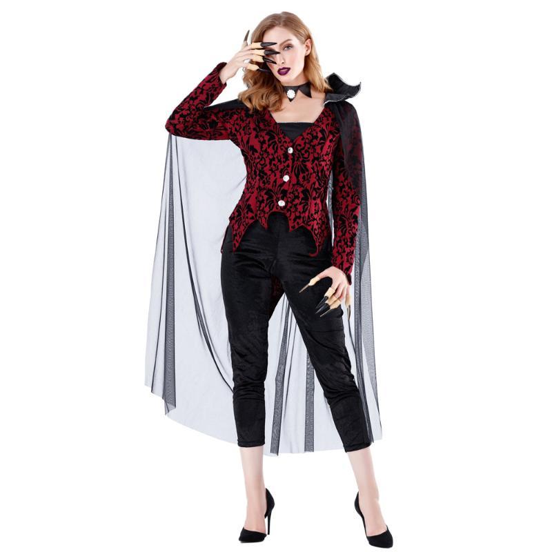 Adulto Uomo Lunga Coda Suit Costume Giorno dei Morti Vestito Halloween