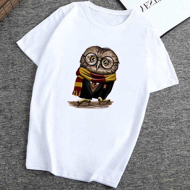 Hary Potter CHICAS HOGWARTS CASTILLO T-Shirt
