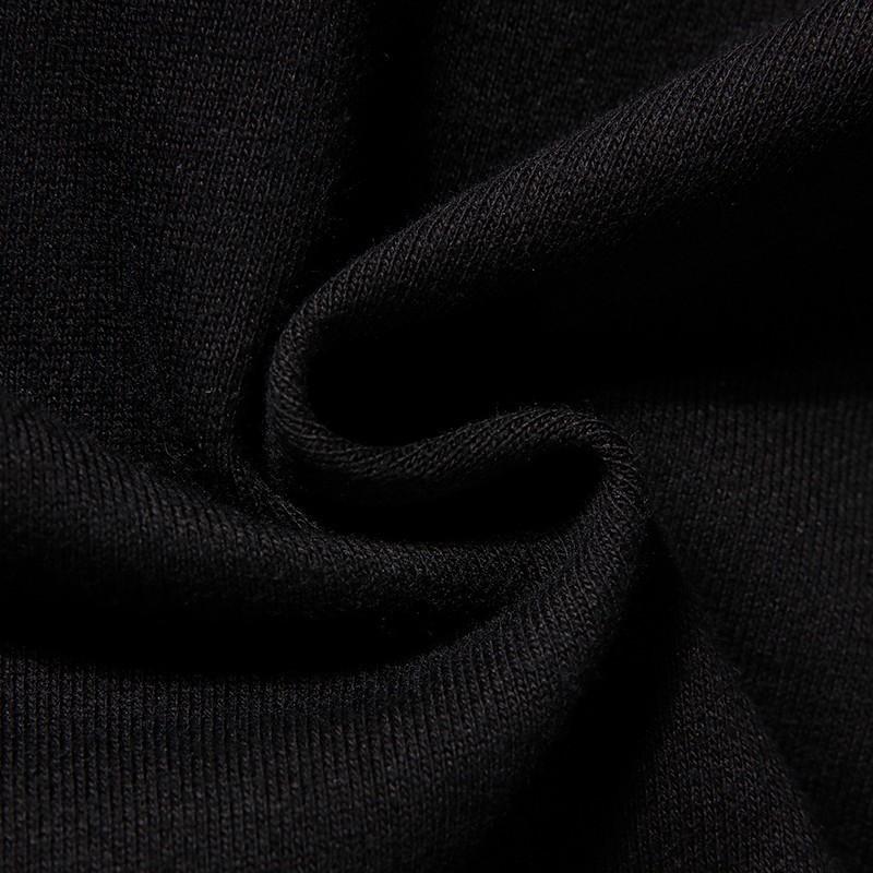 Mens designer sweater mosaic English word print no ball no deformation mens sweater