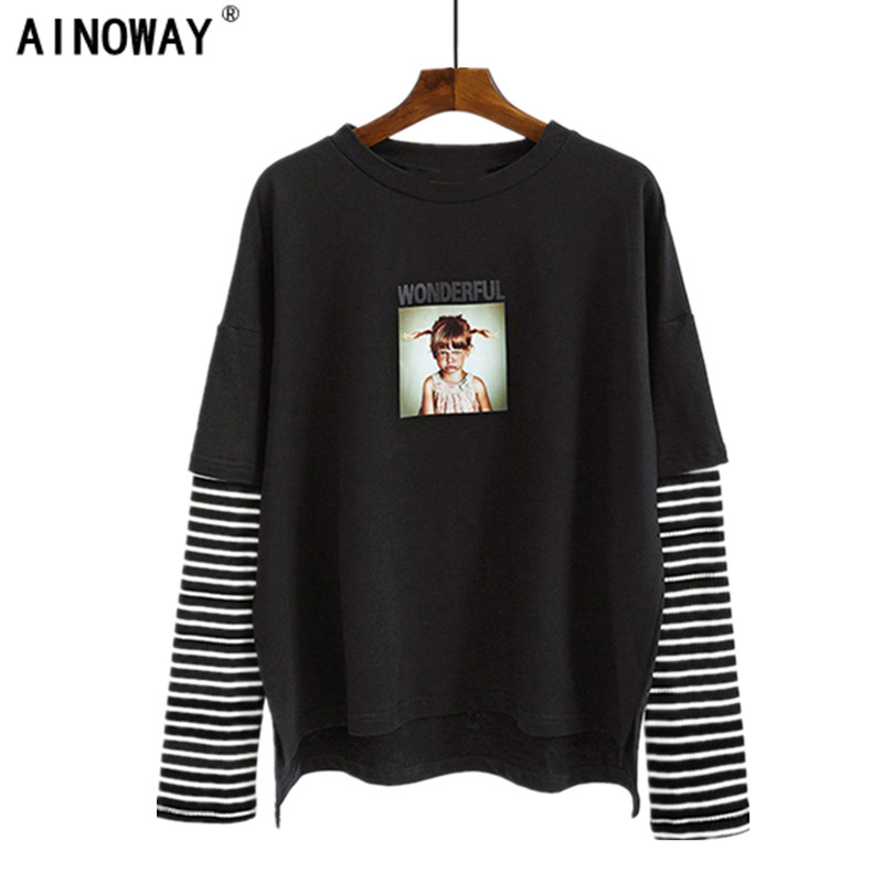 Domple Mens Pullover Zig Zag Casual Long Sleeve Letters Print Crewneck Knitting Sweater
