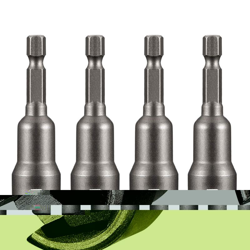 Wing Nut Driver Drill Bit clé à douille outil pour panneau écrous vis 65 mm nouvel outil