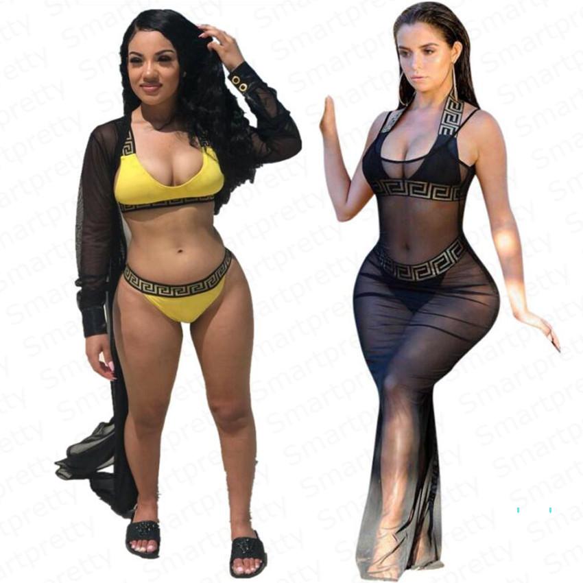 Damen Push Up Gepolstert Badeanzug Bikini Set Schewimmanzug Zweiteiler Buckle DE