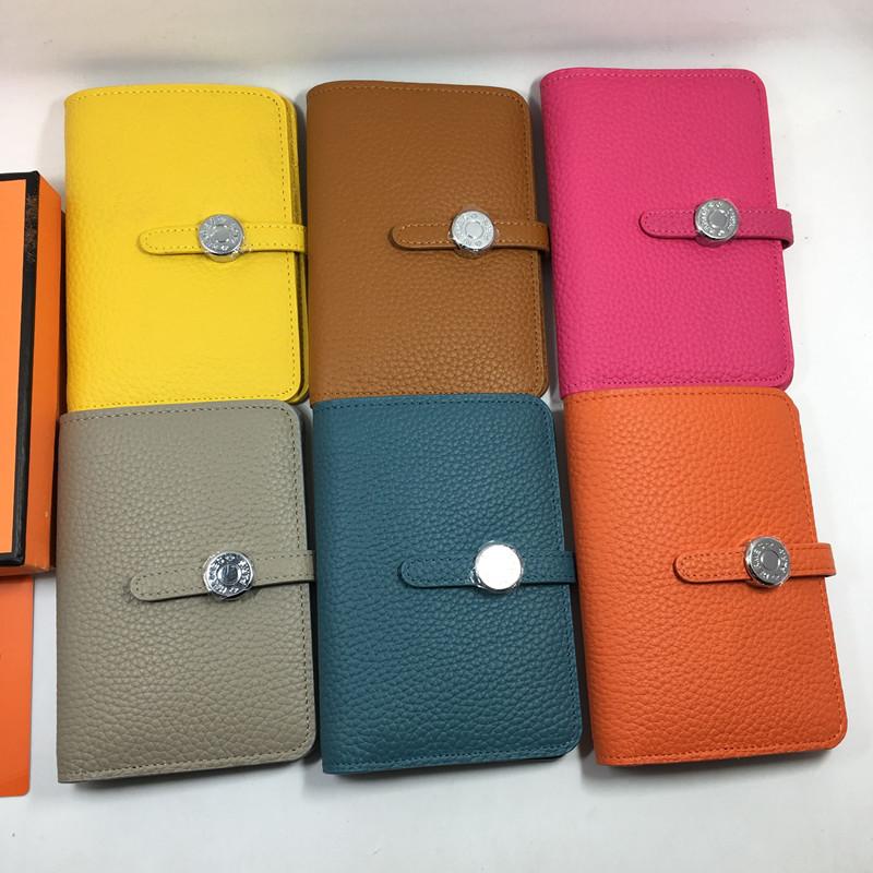 Femmes Hommes Portefeuille De Crédit Étui porte-carte en cuir de polyuréthane RFID Bloquant Fermeture Éclair Poche