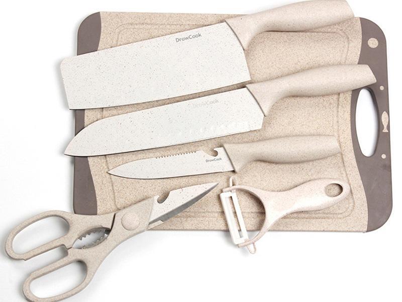 kitchen knives set (8)