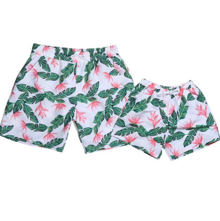 Womens Boardshorts Pink Sakura Cherry Tree Blossom Quick Dry Bathing Suits Mesh Lining Beach Board Shorts