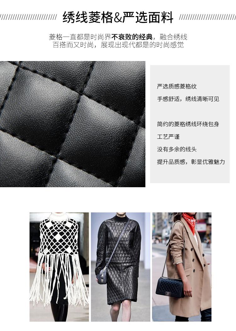 Atmósfera Nuevo Patrón Mujer Moda Bolso Pequeño 2019 Diamante Compre 0Cnw7OqR