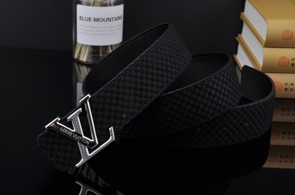 Lou 2019 nouvelle ceinture pour hommes avec ceinture en cuir importé de luxe lettre de gravure de boutons ceintures largeur strass: 3.8cm