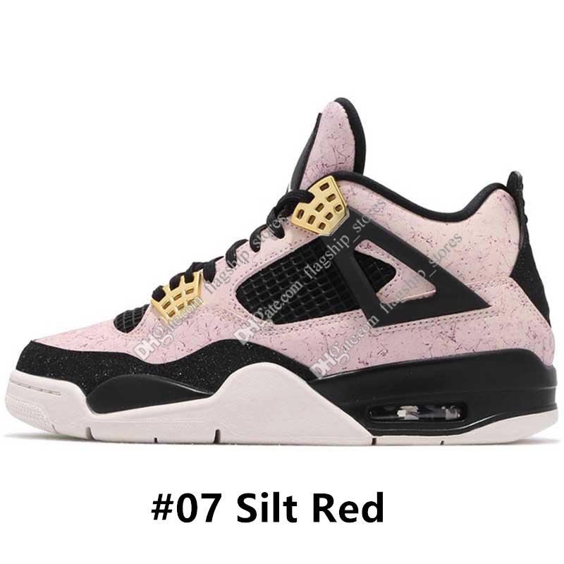 Calidad Alta Nueva Bred 4 4s What The Cactus Jack Laser Wings Zapatillas de baloncesto para hombre Denim Blue Pale Citron Women Sports Sneakers 5.5-13