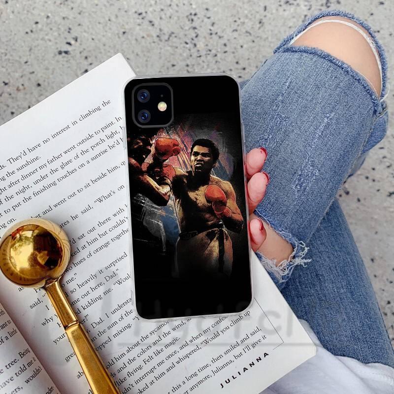 Muhammad Ali boxing champion