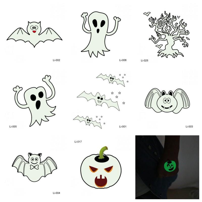 Halloween Bruja//bat//luna y estrellas Pegatinas de Pared Arte Calcomanías// Varios Colores