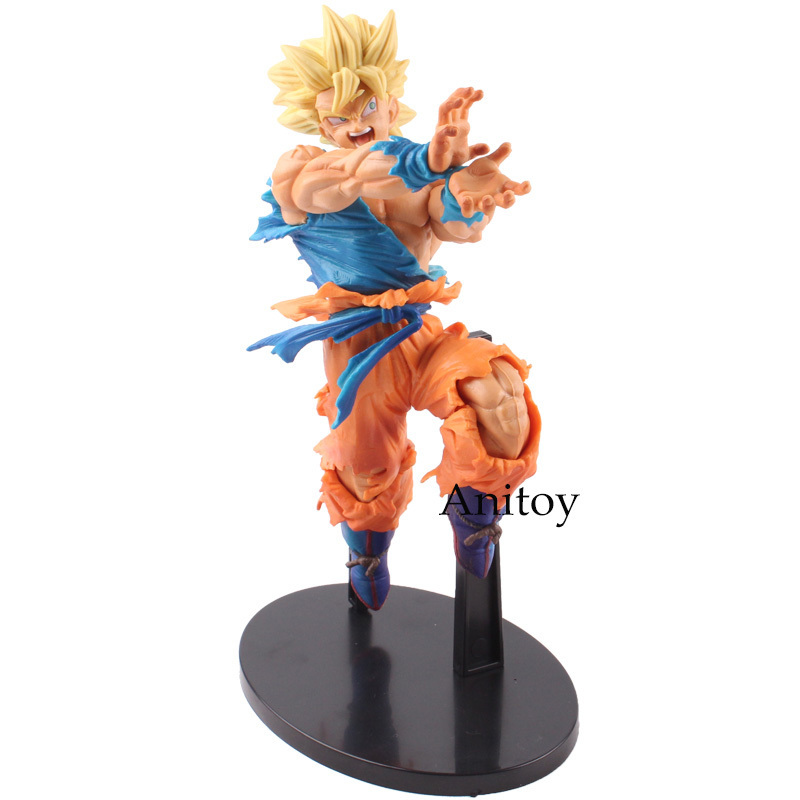2019 Dragon Ball Z Goku Super Saiyan 2 Action Figure Bwfc Toy Dragon Ball Super Super Saiyan 3 Vegeta Ation Figure Collection Toy Y190529 From Gou07