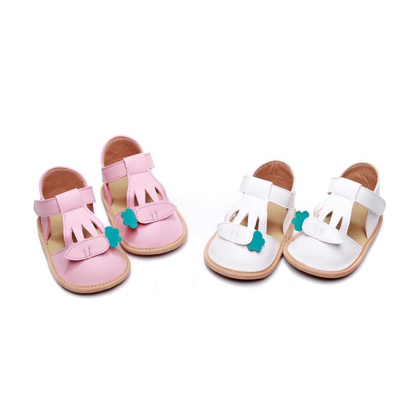 Baby Infant Kids Girls Soft Shoes Cat Pattern Crib Toddler Newborn Scanals