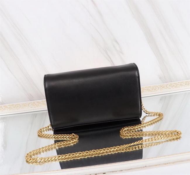 Heiße Verkäufe Neueste Art Gute Qualität Leder 22 cm Frauen Marke Handtaschen Berühmte Umhängetaschen Mode Lässig Handtaschen Goldkette Tasche