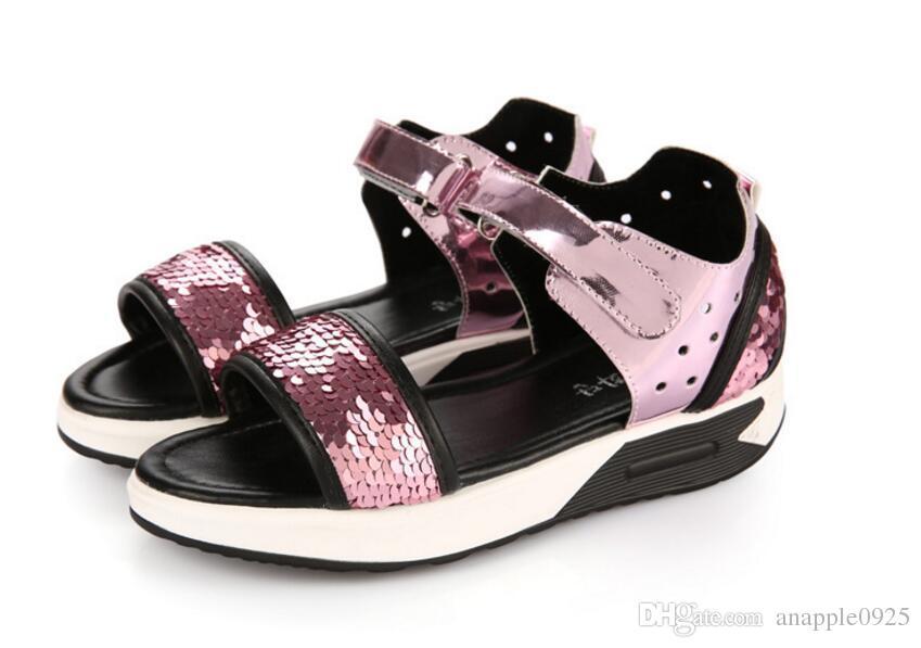 Korean Kids Sandals 2020 on Sale