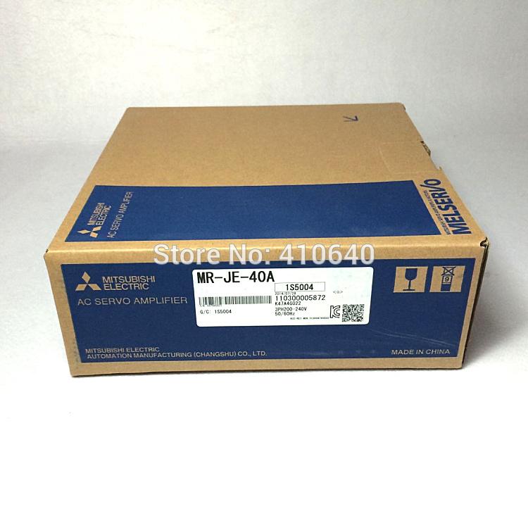 MR-JE-40A + HG-KN43J-S100 03