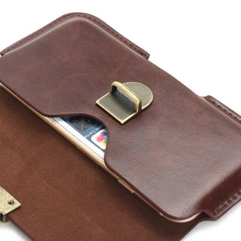 Genuine Leather Pouch Case (20)