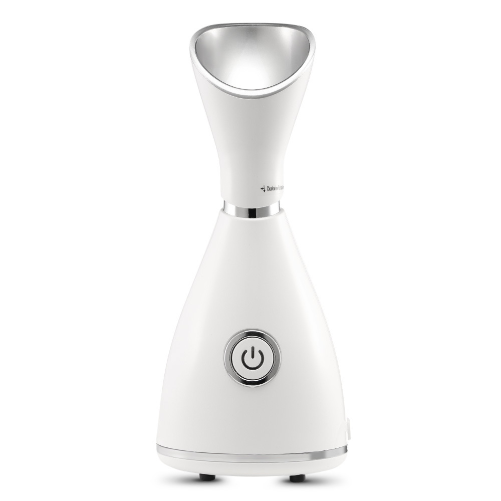 Nano Ionic Facial Steamer Face Sprayer Beauty Instrument Soothing Steam Soften The Cuticle Of The Face Clean Pore Dirt Machine SH190727